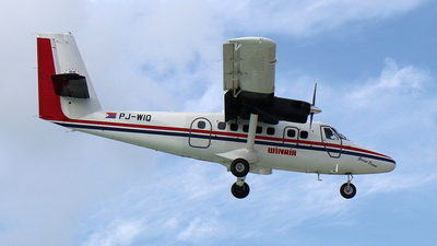 PJ-WIQ - De Havilland Canada DHC-6-300 Twin Otter - Winair - Windward Islands Airways