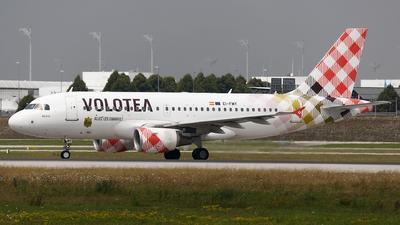 EI-FMY - Airbus A319-111 - Volotea