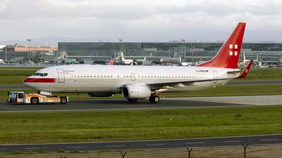 D-APBB - Boeing 737-8Q8 - PrivatAir