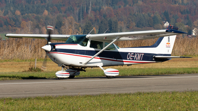 OE-KMT - Cessna R172K Hawk XP II - Private