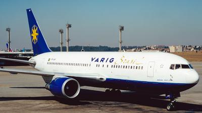 PP-VNP - Boeing 767-241(ER) - Varig