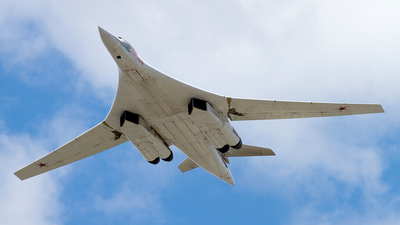 RF-94105 - Tupolev Tu-160 Blackjack - Russia - Air Force