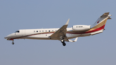B-3099 - Embraer ERJ-135BJ Legacy 650 - China Eastern Airlines Executive Air