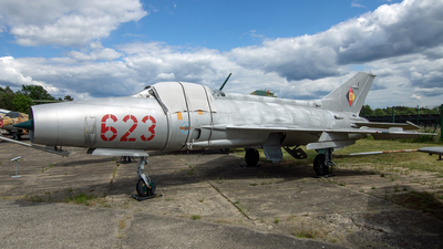 623 - Mikoyan-Gurevich MiG-21F-13 Fishbed C - German Democratic Republic - Air Force