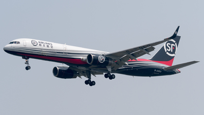 B-20E9 - Boeing 757-236(PCF) - SF Airlines