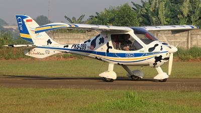 PKS-289 - Flight Design CTSW - Asia Aero Flying Club