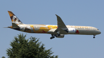 A6-BMD - Boeing 787-10 Dreamliner - Etihad Airways