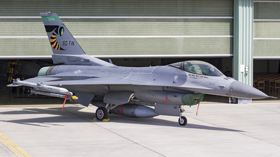 89-2098 - Lockheed Martin F-16CG Fighting Falcon - United States - US Air Force (USAF)