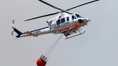 D-HAFO - Bell 205A-1 - Agrarflug Helilift