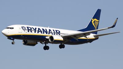 A picture of EIEME - Boeing 7378AS - Ryanair - © Łukasz Stawiarz