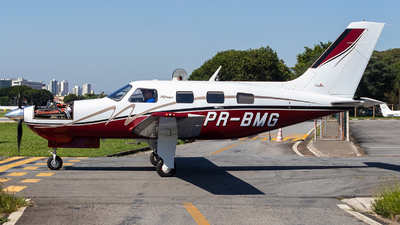 PR-BMG - Piper PA-46-350P Malibu Mirage - Private