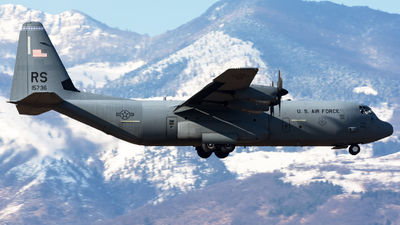 11-5736 - Lockheed Martin C-130J-30 Hercules - United States - US Air Force (USAF)