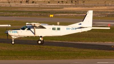 A picture of VHZKG - Cessna 208B Grand Caravan - [208B0712] - © Joel Baverstock