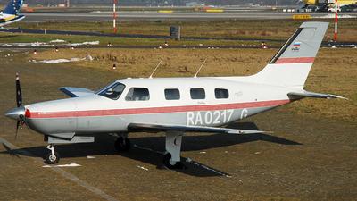 A picture of RA0217G - Piper PA46350P Malibu Mirage - [4636040] - © Felix Goetting