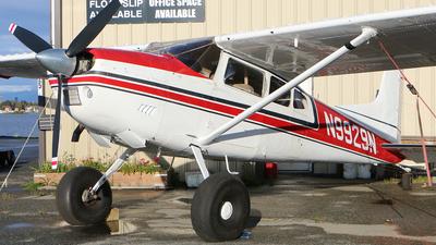 N9929N - Cessna 180J Skywagon - Private