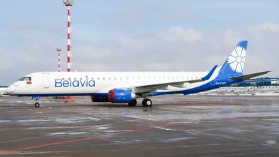 A picture of EW533PO - Embraer E195LR - Belavia - © Max Litvinko