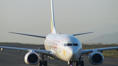 ET-APM - Boeing 737-860 - Ethiopian Airlines