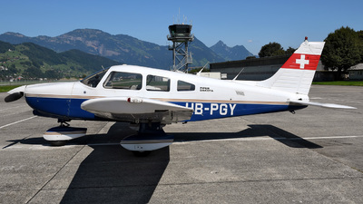 A picture of HBPGY - Piper PA28236 - [288311009] - © Mirko Bleuer
