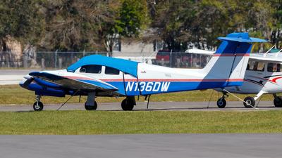 N136DW - Piper PA-44-180 Seminole - Daniel Webster College