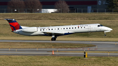 N566RP - Embraer ERJ-145LR - Delta Connection (Chautauqua Airlines)