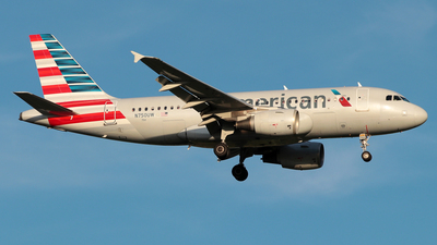 A picture of N750UW - Airbus A319112 - American Airlines - © William S. Carrasquillo