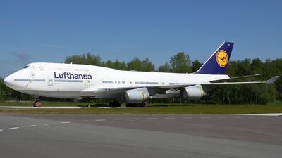 D-ABVX - Boeing 747-430 - Lufthansa