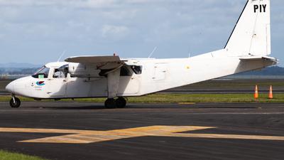 ZK-PIY - Britten-Norman BN-2A Islander - FlyMySky