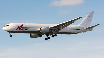 N363CM - Boeing 767-338(ER)(BDSF) - ABX Air