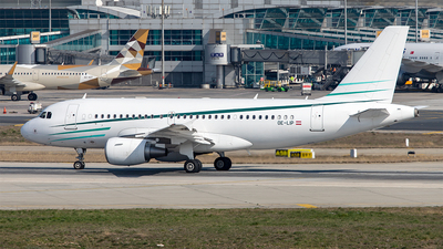 OE-LIP - Airbus A319-115(CJ) - Tyrolean Jet Services