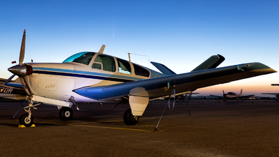 N4444K - Beechcraft S35 Bonanza - Private