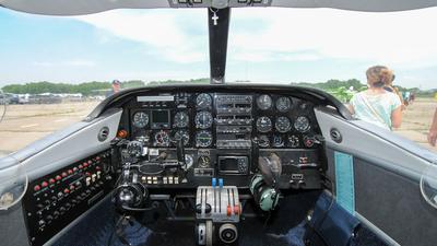 UP-PA001 - Partenavia P.68 Observer - Aeroprakt.kz
