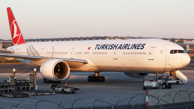 A picture of TCLJH - Boeing 7773F2(ER) - Turkish Airlines - © MBekir CKMK