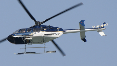 D-HDIP - Bell 407 - Private