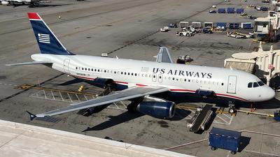 N658AW - Airbus A320-232 - US Airways