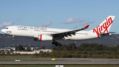 VH-XFH - Airbus A330-243 - Virgin Australia Airlines