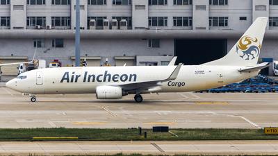 N299BR - Boeing 737-8AS(SF) - Air Incheon