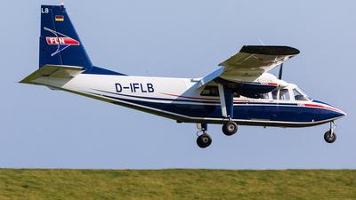 D-IFLB - Britten-Norman BN-2B-20 Islander - Luftverkehr Friesland Harle (LFH)