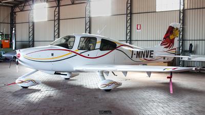 I-MNVE - Cirrus SR20-GTS - Private