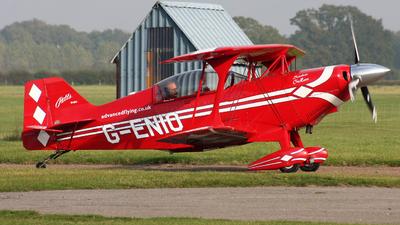 G-ENIO - Pitts S-2C Special - Advanced Flying