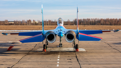 53 - Sukhoi Su-35S - Russia - Air Force