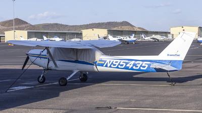 N95435 - Cessna 152 - TransPac Aviation Academy