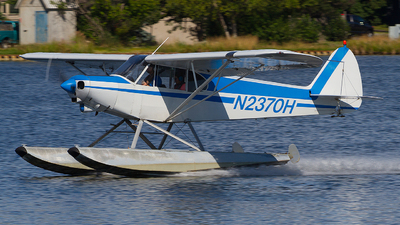 N2370H - Piper PA-18-150 Super Cub - Private