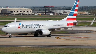 A picture of N352PS - Boeing 737823 - American Airlines - © Andrew E. Cohen