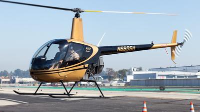 N680SH - Robinson R22 Beta II - Star Helicopters