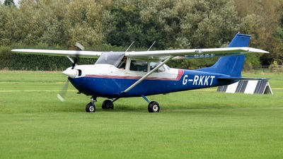 G-RKKT - Reims-Cessna FR172G Rocket - Private