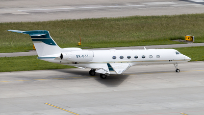 SX-GJJ - Gulfstream G550 - GainJet Aviation