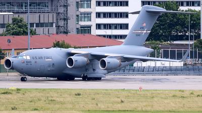 05-5143 - McDonnell Douglas C-17A Globemaster III - United States - US Air Force (USAF)