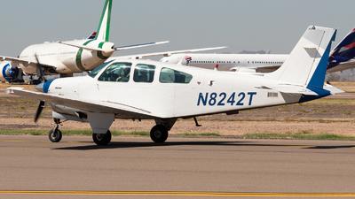N8242T - Beechcraft F33A Bonanza - Airline Training Center Arizona