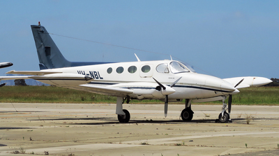 VH-NBL - Cessna 340A - Private