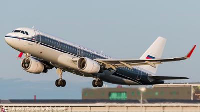 A picture of VPBNT - Airbus A320214 - Aeroflot - © Wojtek Raczynski